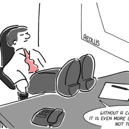 ne pas travailler sans ordinateur
