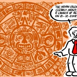 calendriere maya