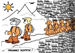 Randonnée méditative - Meditative Walk