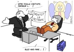 – Your activity control sheet mister L… ! – F… off ! – RETIREMENT SOON – MECANICS - https://gilscow.wordpress.com/2015/12/06/feuille-dactivite-activity-sheet/