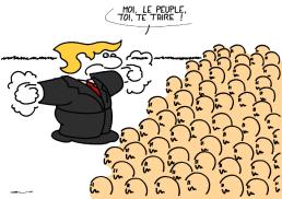 – Me, the people, you, shut up ! https://gilscow.wordpress.com/2017/02/13/moi-elite-me-elite/