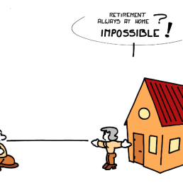– La retraite ? Toujours à la maison ? IMPOSSIBLE ! https://gilscow.wordpress.com/2018/03/10/at-home-a-la-maison/