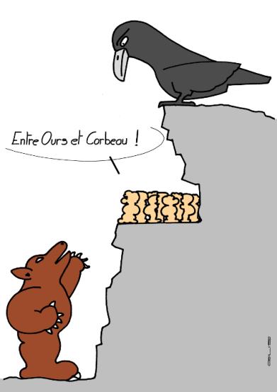5681_ours et corbeau_100