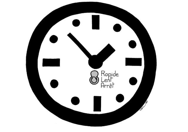 GEREE R/éveil Alarm Clock Horloge Emoji R/étro-/éclairage Intelligent//temp/érature//Snooze R/éveiller Les horloges pour Les Chambres /à Coucher Bureau Bureau Horloge /à Piles Cadeau p
