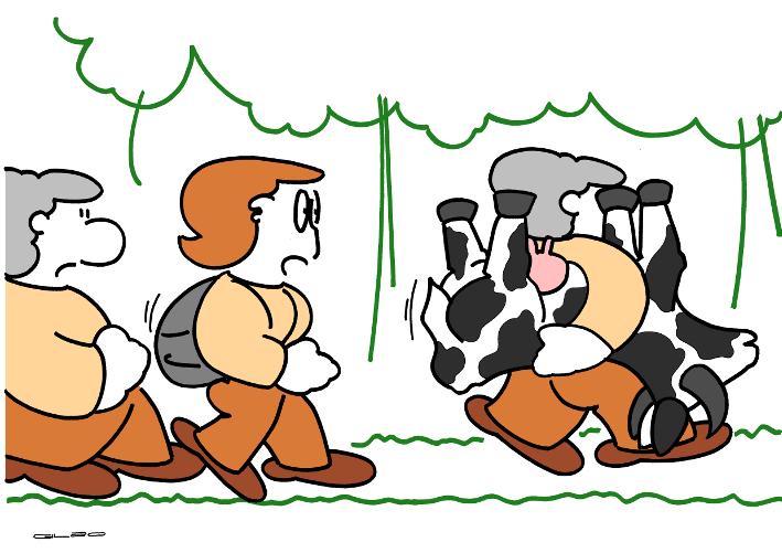 5960_vache en plastique_100